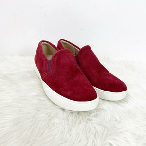 🇺🇸Naturalizer Red Marianne Slip-on Sneakers